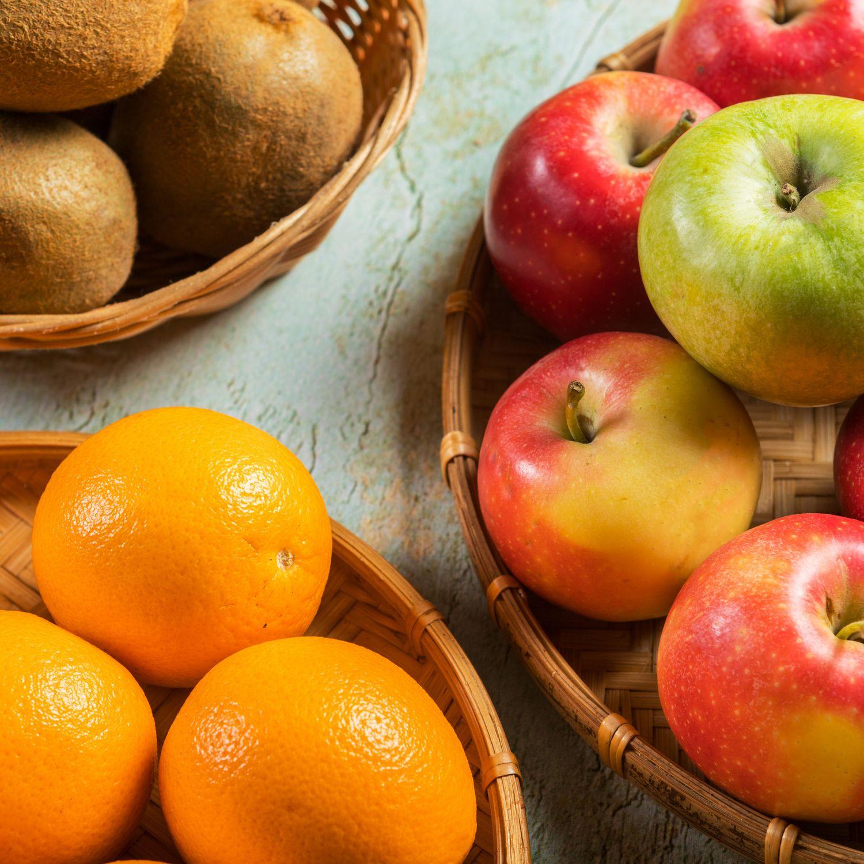 Витаминизируй это: фрукты и ягоды для офиса