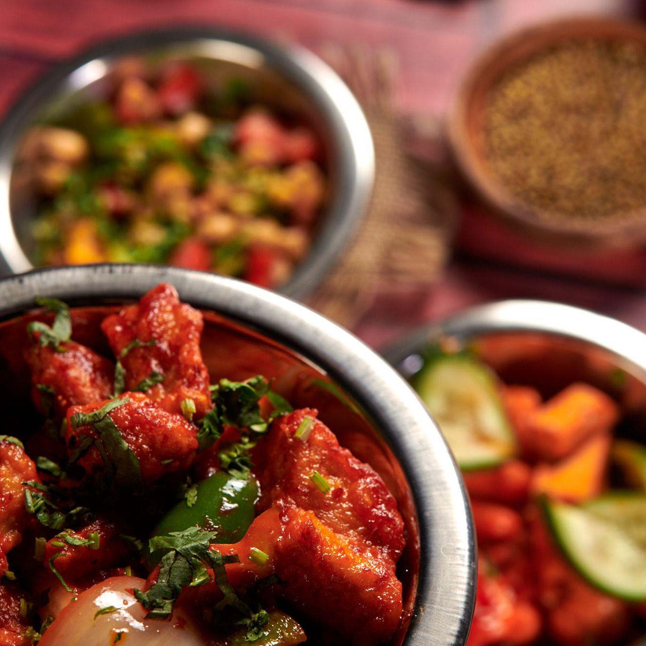 Открываем границы для зарубежной кухни