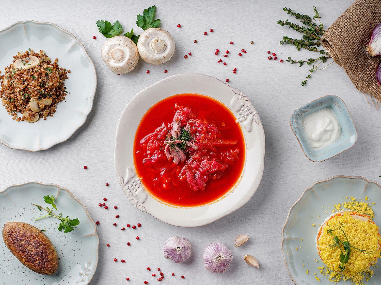 Основа обеда: история супов разных стран