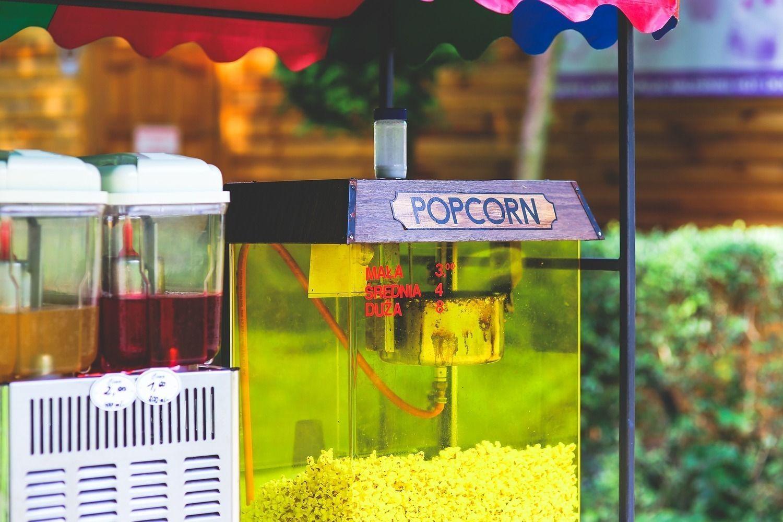 Попкорн-станция